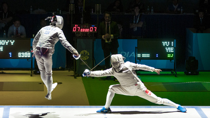 SEA Games 2015 - Fencing